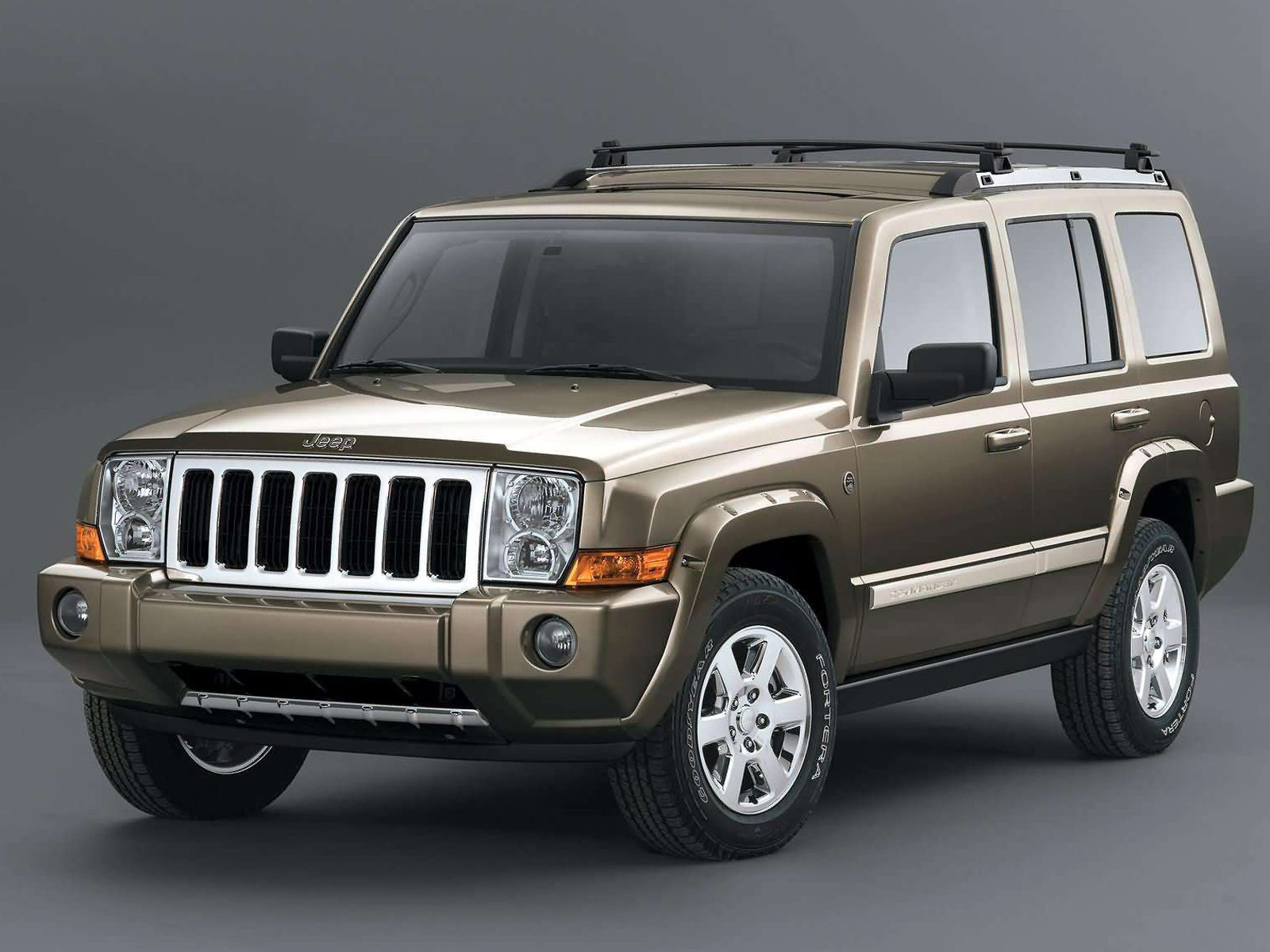 2006 JEEP Commander 4x4 Limited 5.7 HEMI pictures