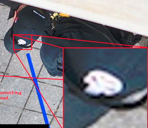 Military Men Witnessed At Boston Bombing Identified As National Guard CST Teams craft hat