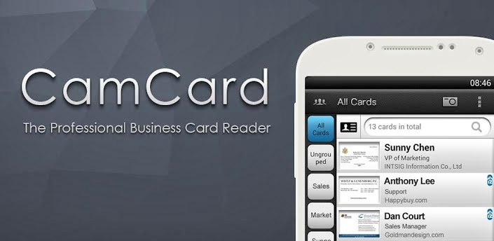 Camcard business card reader v5002 full apk reheart Images