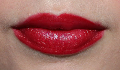Perfecting the Red Lip with MAKE UP FOR EVER