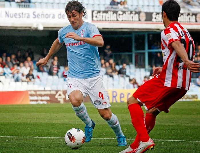 Almeria vs Celta Vigo en vivo