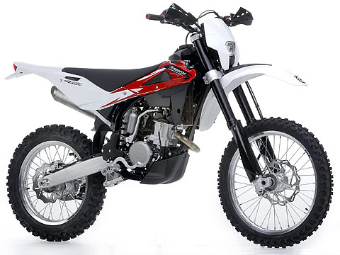 2012 Husqvarna TE250 Motorcycle Photos, 480x360 pixels