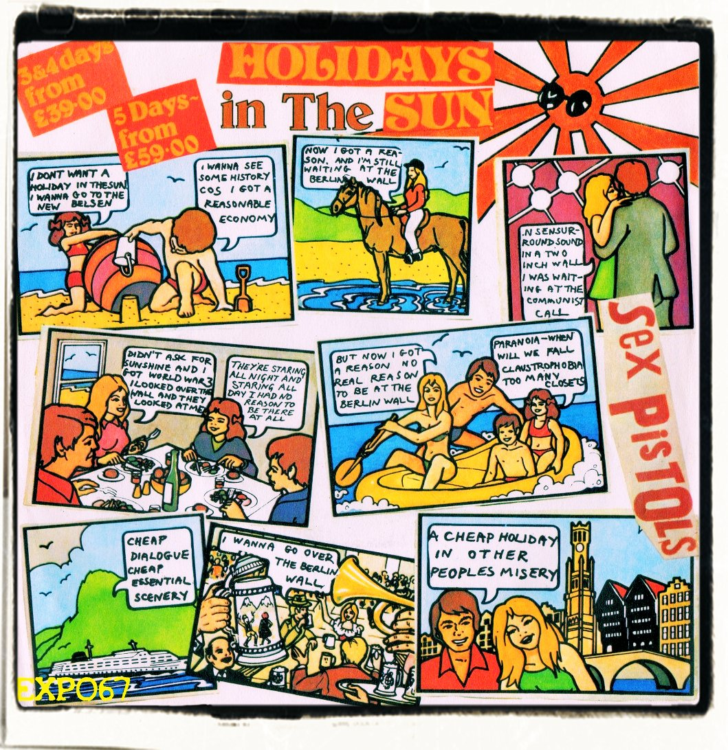 Sex pistols holidays in the sun images 73