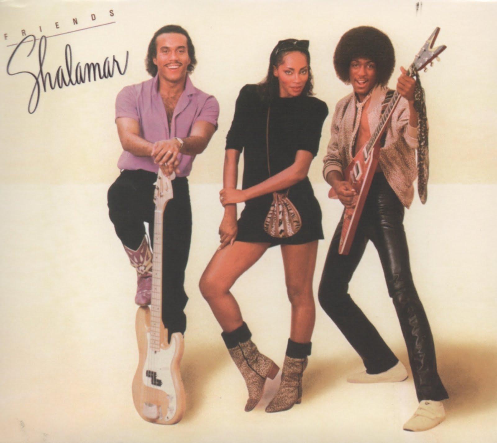 Shalamar Classic Friends 1982