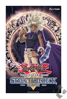 Yu-Gi-Oh! Power Of Chaos Marik The Darkness PC Game (cover)