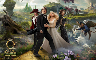 Oz the Great and Powerful widescreen wallpapers 003