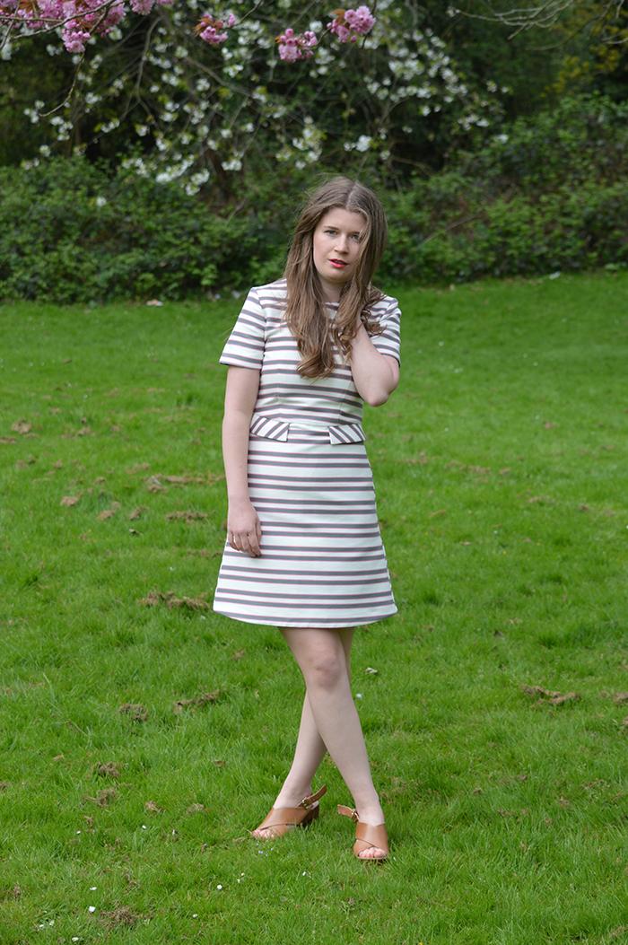 warehouse summer dress