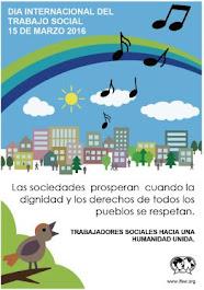 Día Mundial del Trabajo Social 2016