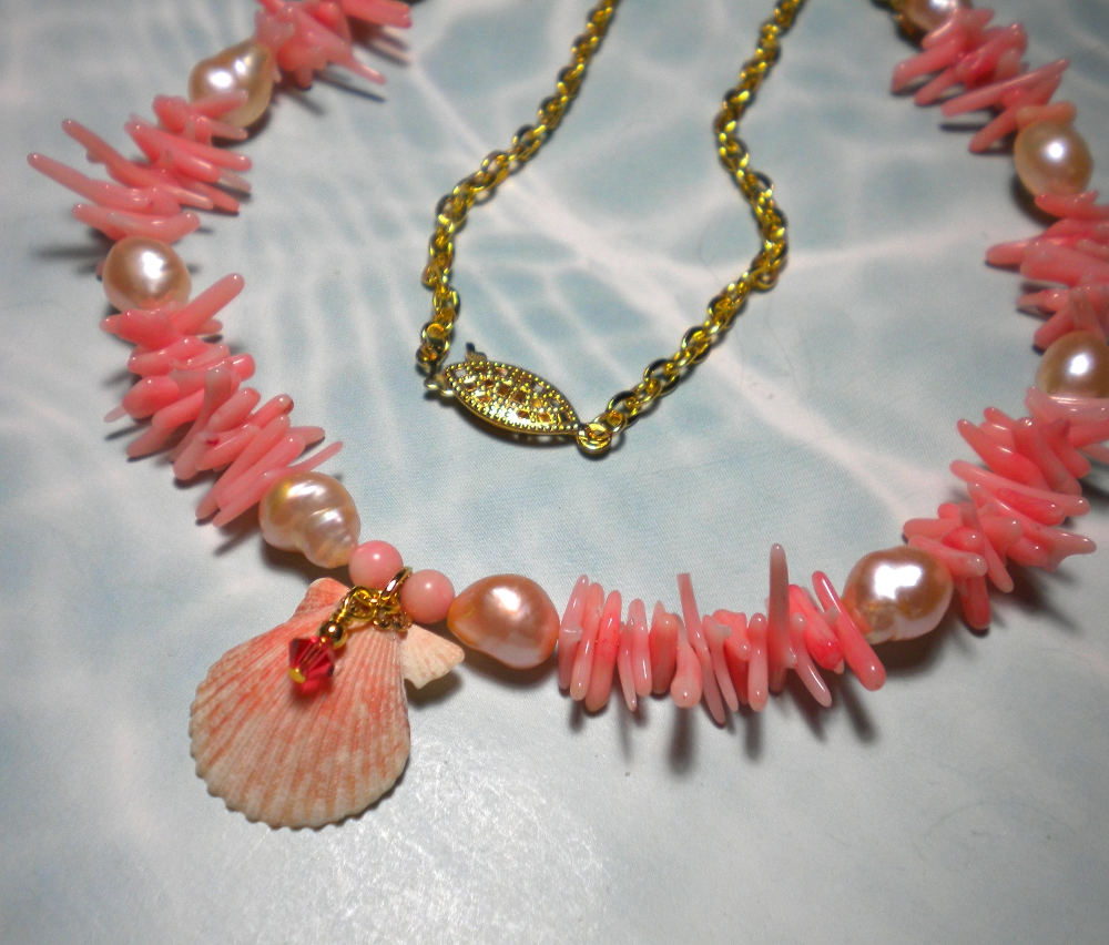 Make Your Own Seashell Jewelry: Del's Shells: Seashell Jewelry