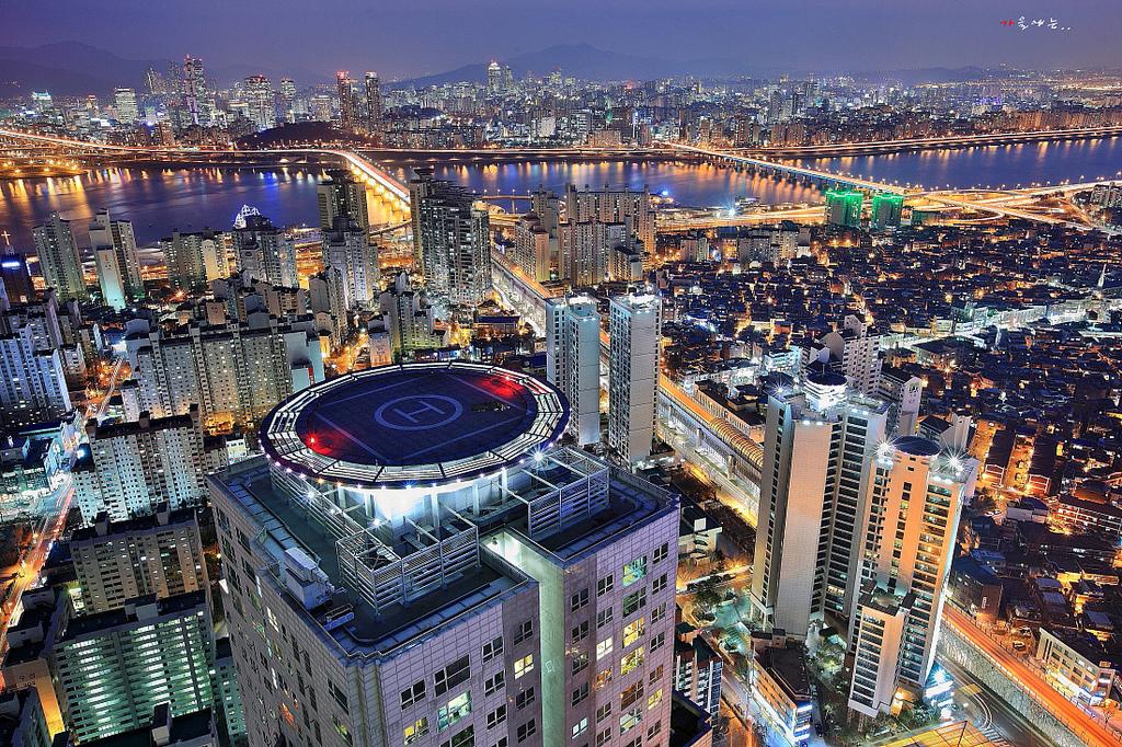 Seoul Capital Most Visited City Of South Korea World