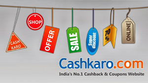 Join Cashkaro Now!