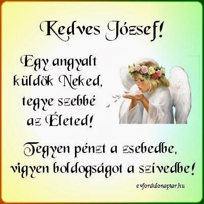 Március 19 - József