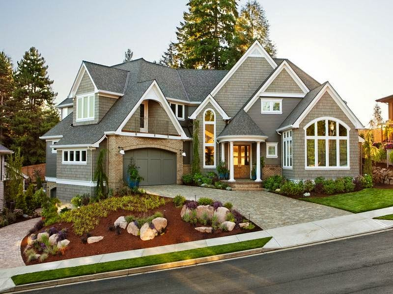 A Beautiful Exterior for Home