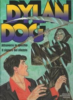 Dylandogdiary l epilogo del cartonato - Dylan dog attraverso lo specchio ...
