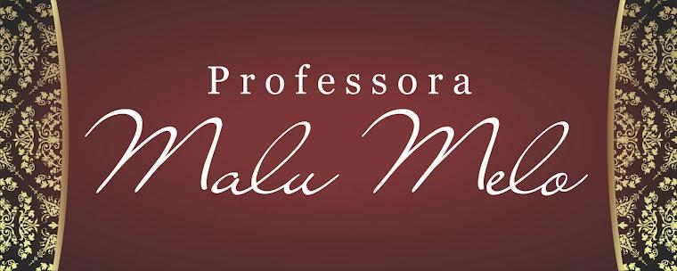 Professora Malu Melo