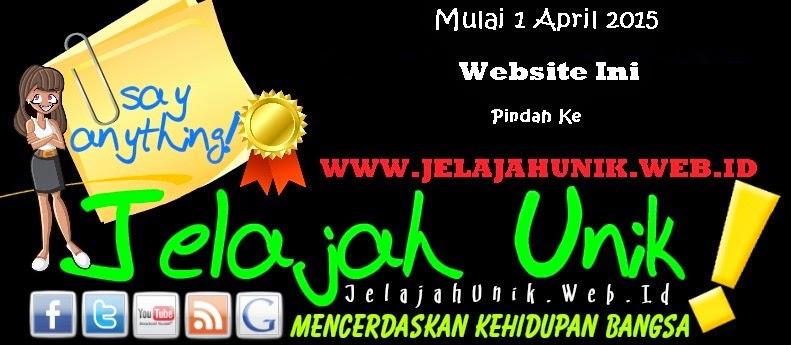 Pindah : www.jelajahunik.web.id