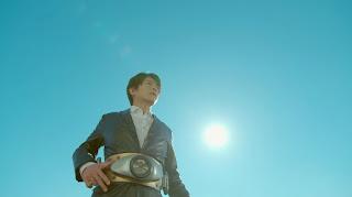 Kyoichiro Kuroi, Kamen Rider 3