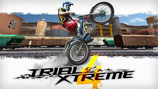 Trial Xtreme 4 v1.6 MOD APK+DATA