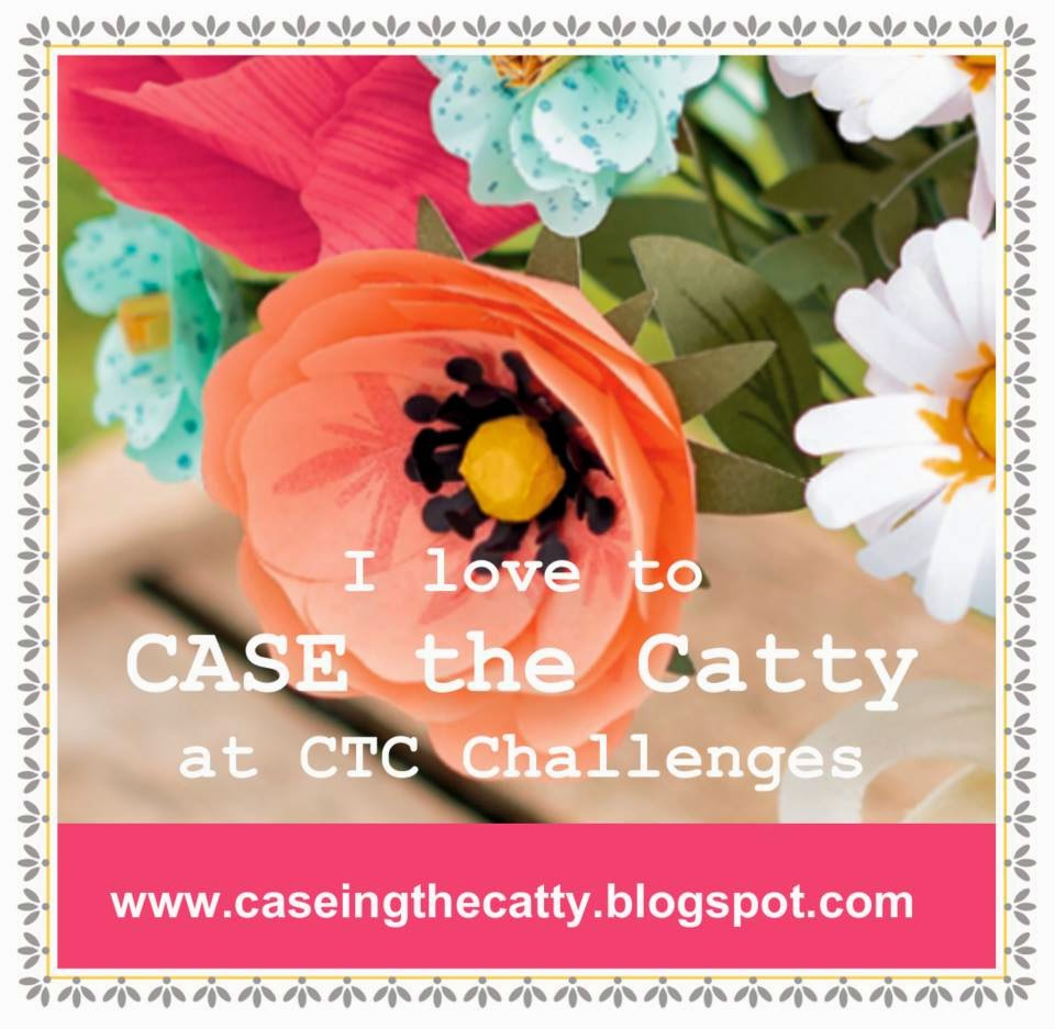 CASE-ing the Catty Challenge #17 - Inspiration from the Occasions Catalogue