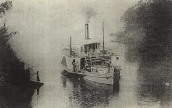 NAVEGACION EN RIO URUGUAY 1901