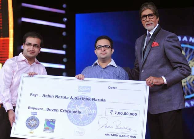 Delhi's Two Brother won 7 Crore in Kaun Banega Crorepati