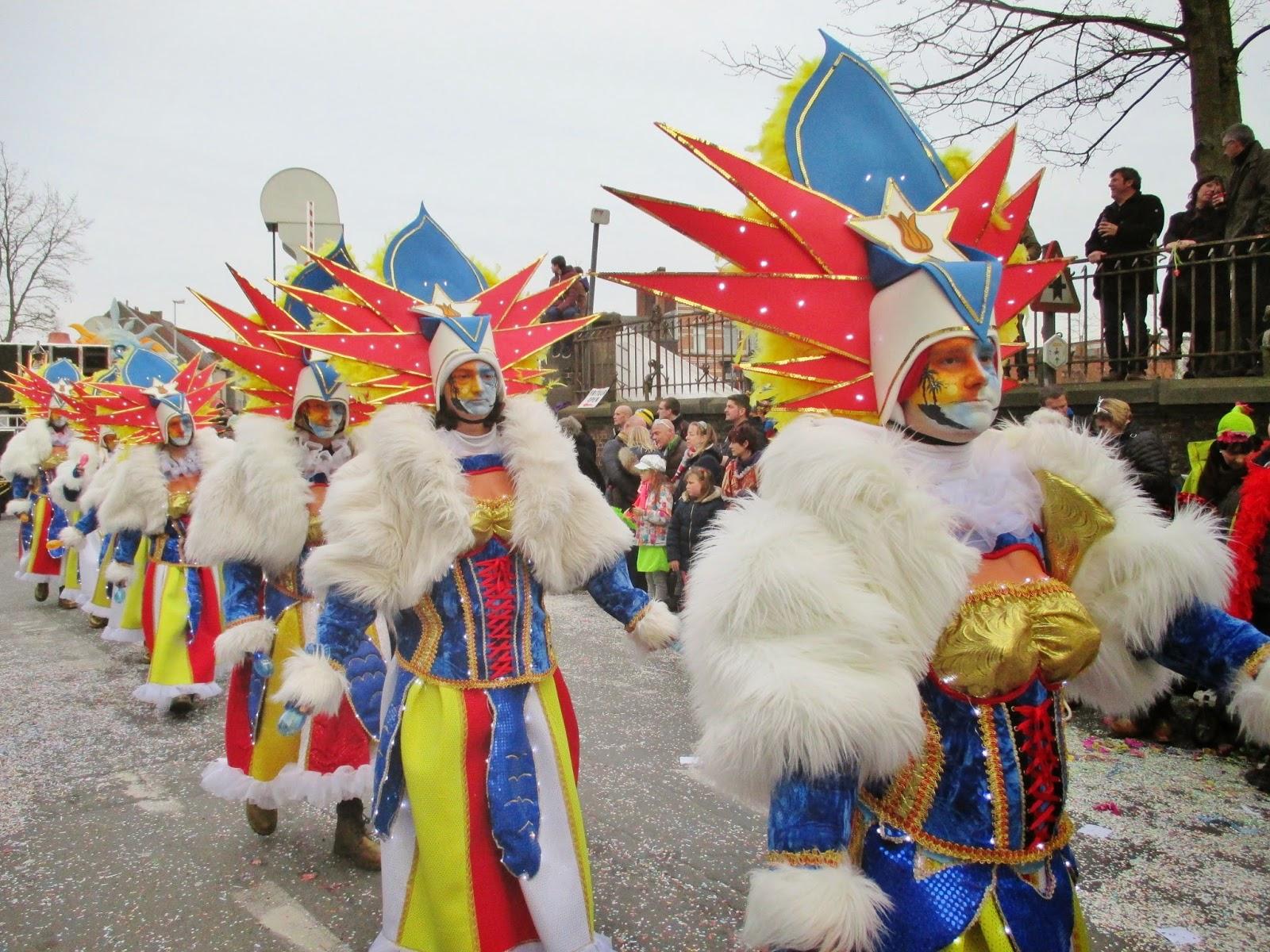 Carnaval Aalst foto- en videoblog: 6. Lekken En Plekken