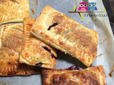 H is for Hand Pies