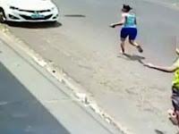 Sadis, Polisi Tembak Istrinya Hingga Tewas di Jalan