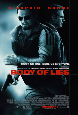 Watch Body of Lies 2008 BRRip Hollywood Movie Online | Body of Lies 2008 Hollywood Movie Poster