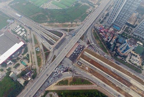 Hạ tầng giao thông Hà Nội