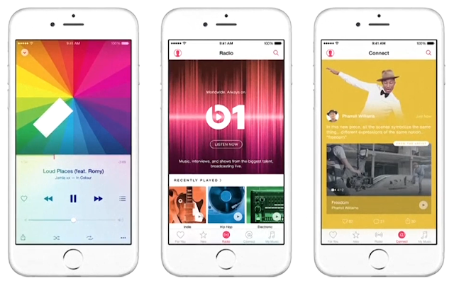Zane Lowe Apple Music Streaming Service radio