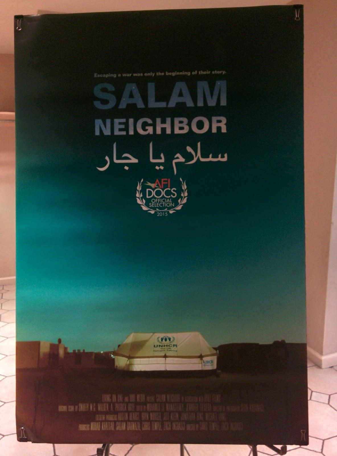 Salam Neighbor 2015