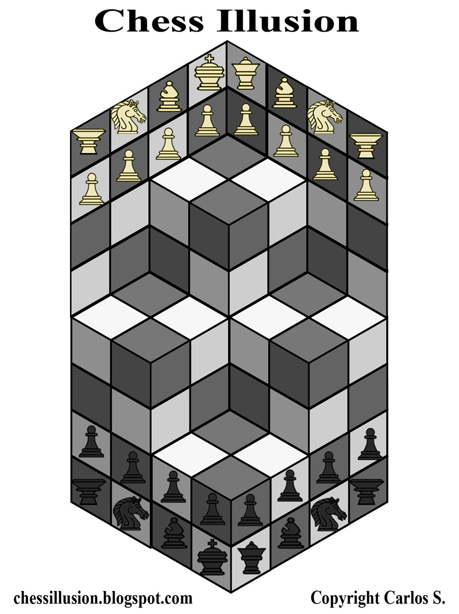 Chess Illusion How To Play Chess Illusion