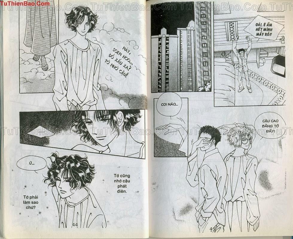 Thiên Sứ chap 12 - Trang 23