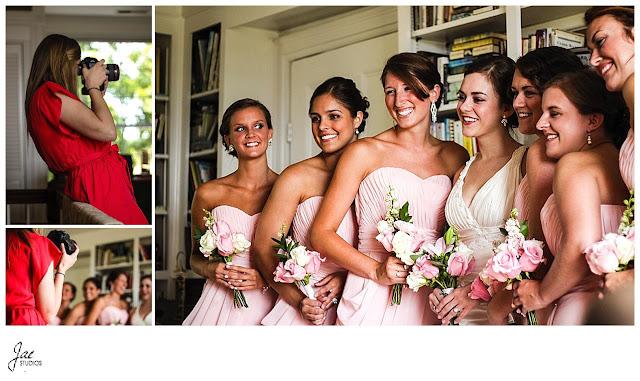 Southern Summer Charm Pink Wedding