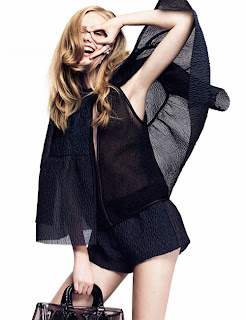 Frida Gustavsson,Swedish  Model,Model