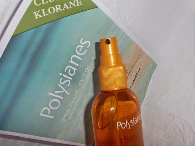 protector solar de klorane