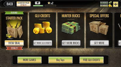 Screenshot: Deer Hunter 2016 Apk