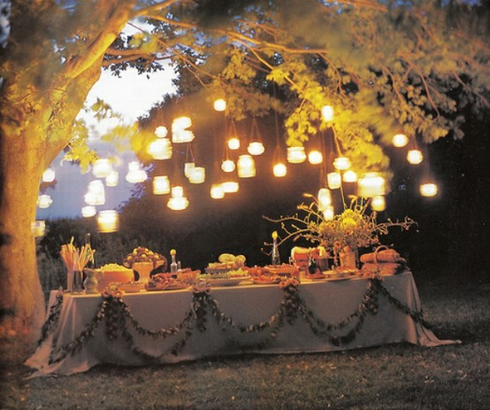 Inspire Bohemia: Outdoor Dining u0026 Parties: Part I