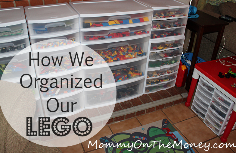 The Right-On Mom Vegan Mom Blog: How We Organized Our LEGO
