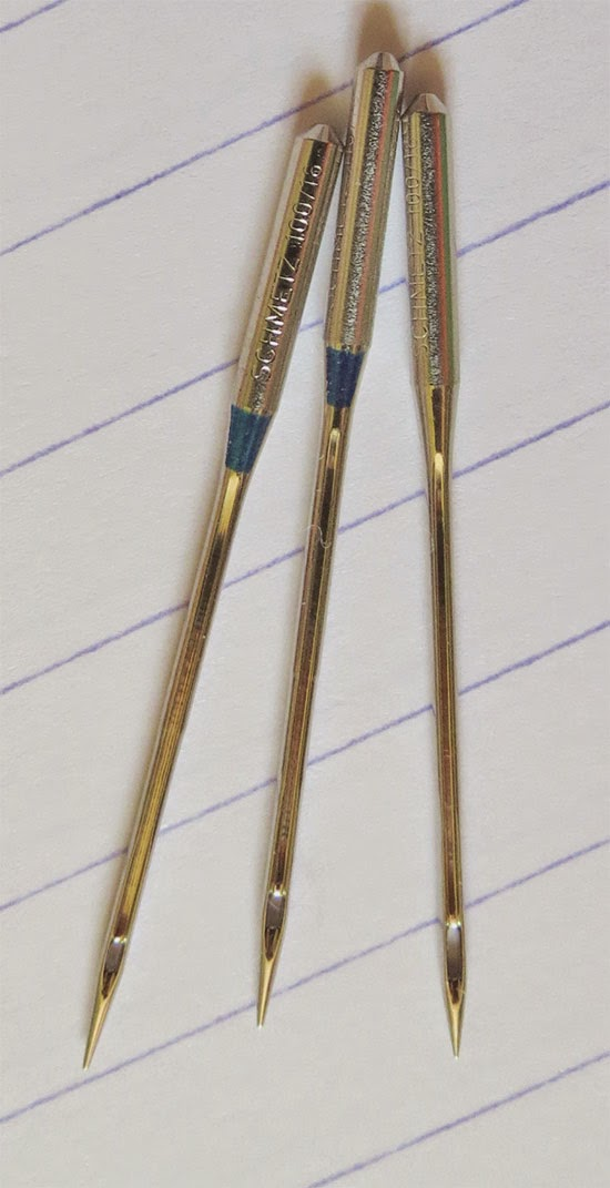 The best needles for quilting