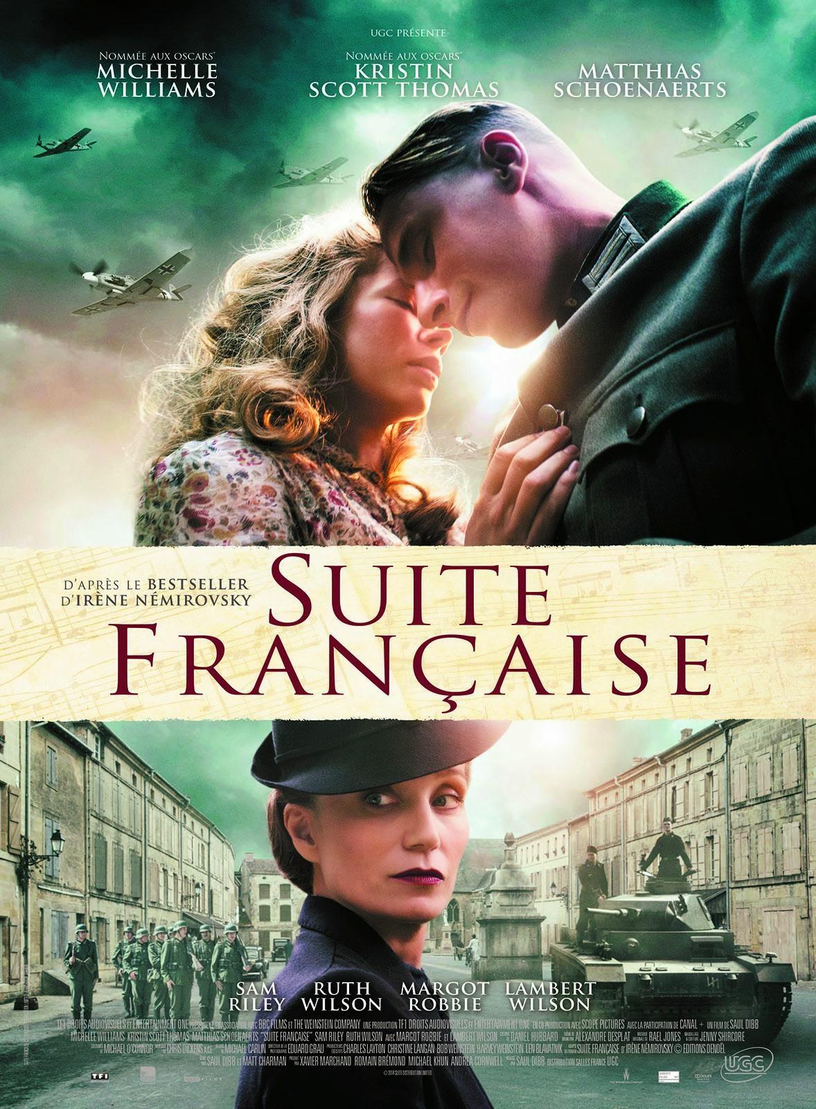 Suite Francesa (Suite Française) (2015)