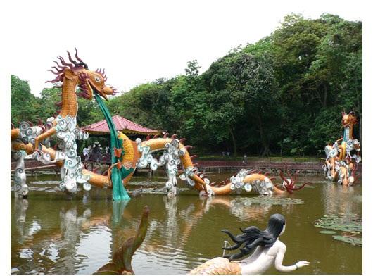 Khu sinh Thái Đầm Long
