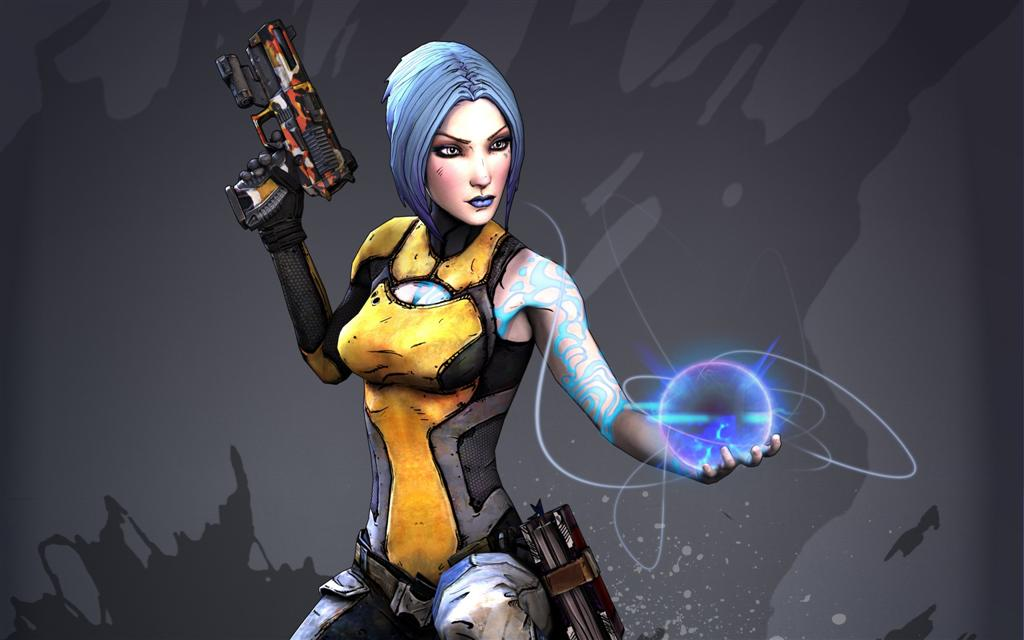 Borderlands HD & Widescreen Wallpaper 0.30940791065206