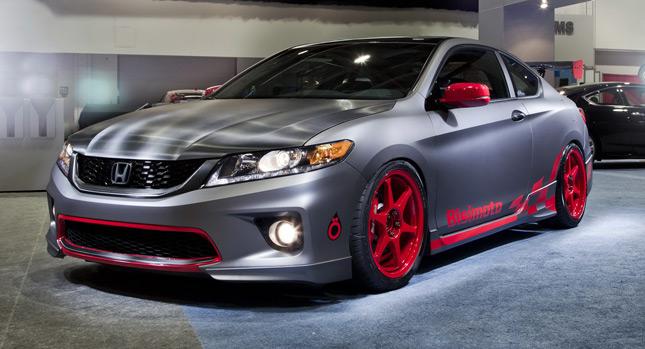 Modifikasi Mobil Honda Accord