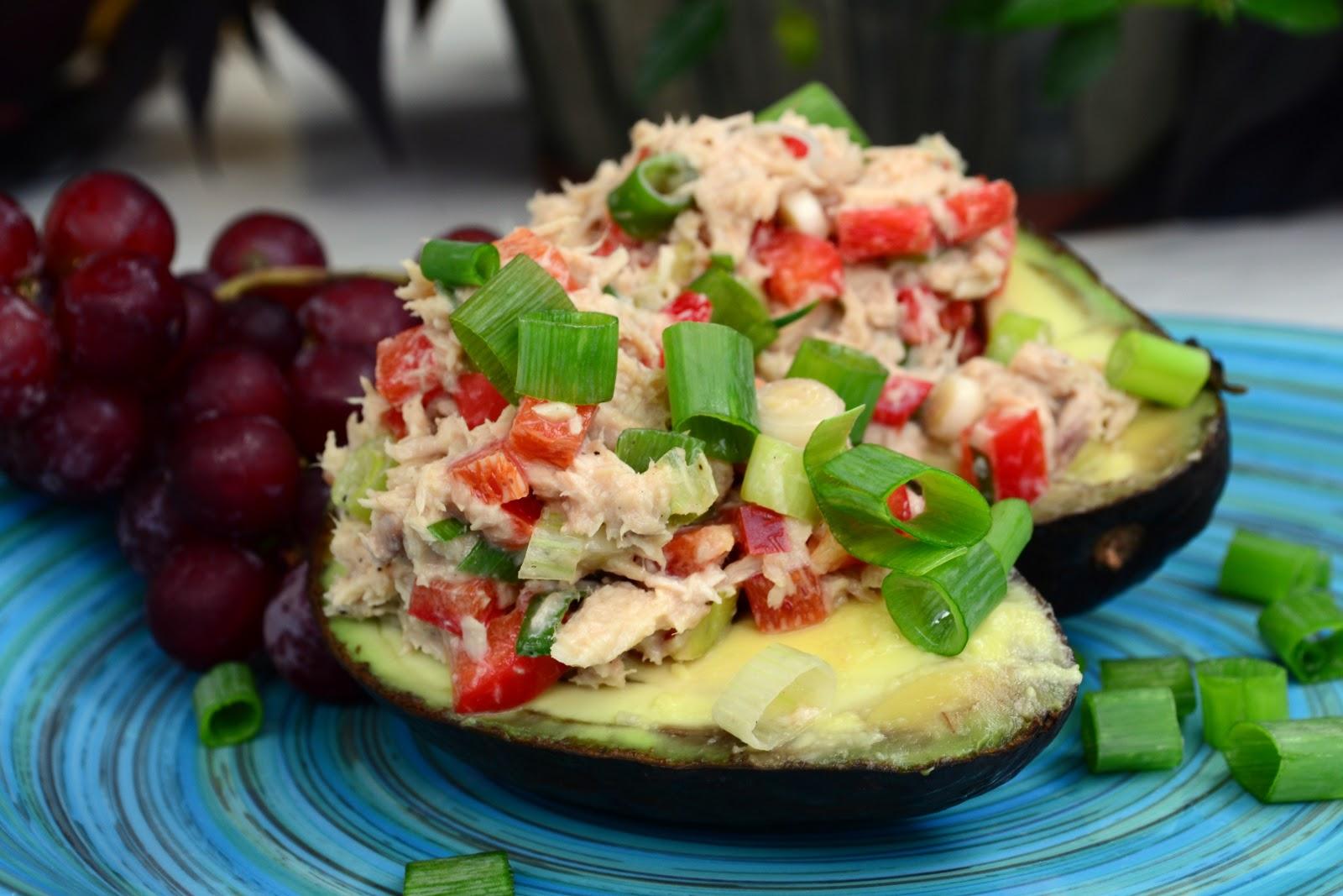 Avocado And Tuna Tapas Recipes — Dishmaps