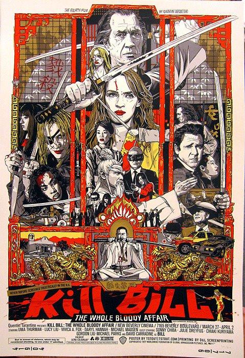 Kill Bill: Una historia de amor y venganza