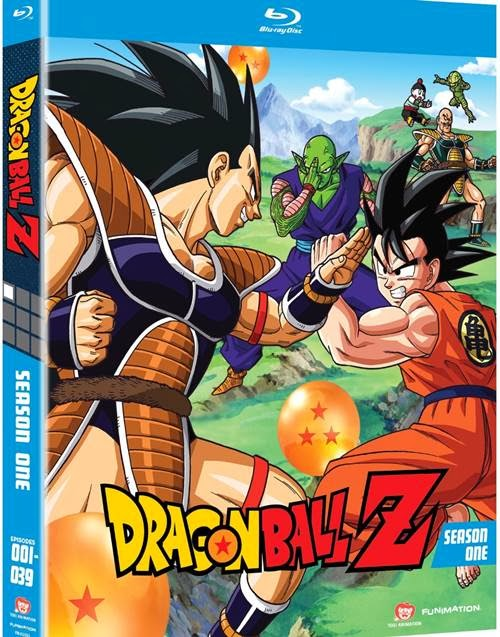 Dragon Ball Z Season 1 on Blu-ray