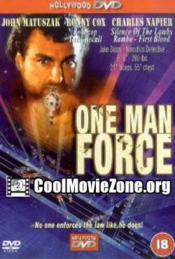 One Man Force (1989)