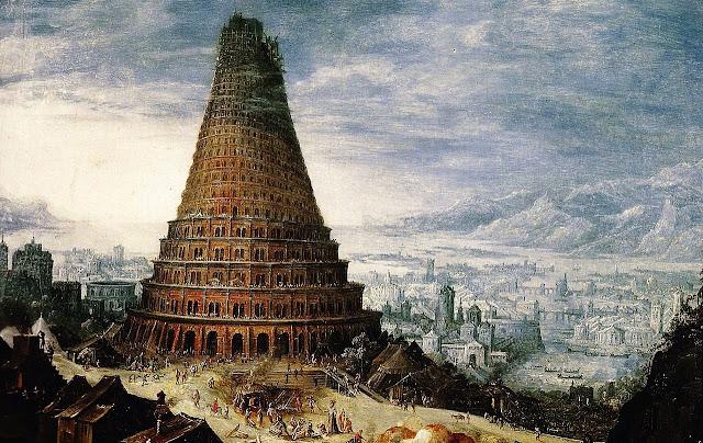 通天塔(Tower of Babel)